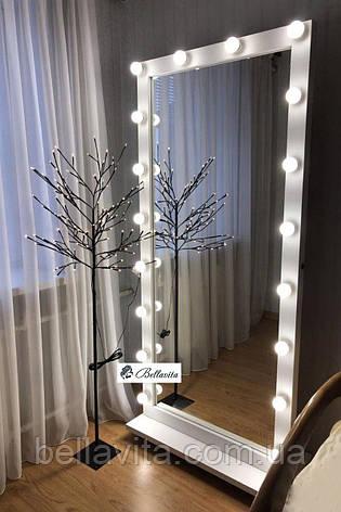Зеркало с ломпочками Фози, фото 2