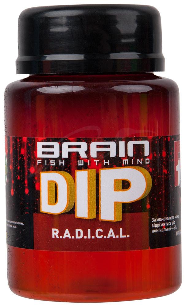 Діп для бойлов Brain F1 R. A. D. I. C. A. L. (копчені сосиски) 100ml