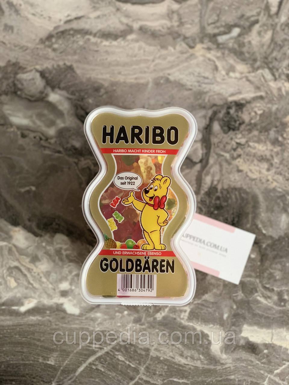Жувальні цукерки Haribo Goldbaren у формі ведмедика 450 грм