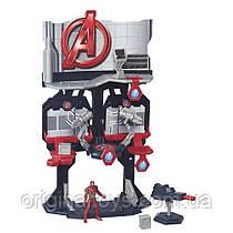 Игровой набор Башня с фигуркой Железный Человек Первый мститель: Противостояние Hasbro B6740