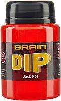 Діп для бойлов Brain F1 Jack Pot (копчена ковбаса) 100ml