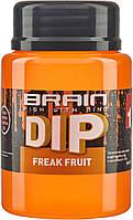 Діп для бойлов Brain F1 Freak Fruit (апельсин/кальмар) 100ml