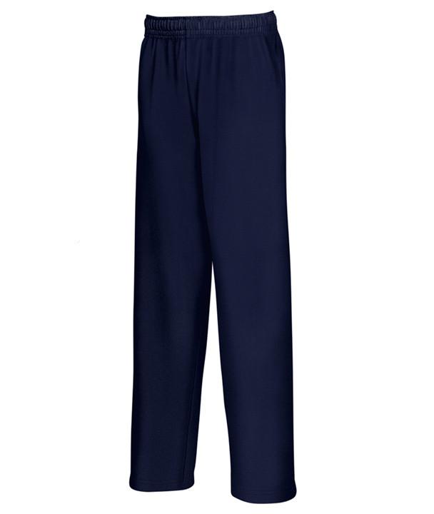 Детские легкие спортивные штаны KIDS LIGHTWEIGHT OPEN HEM JOG PANTS - 64-005-0 116 Индиго