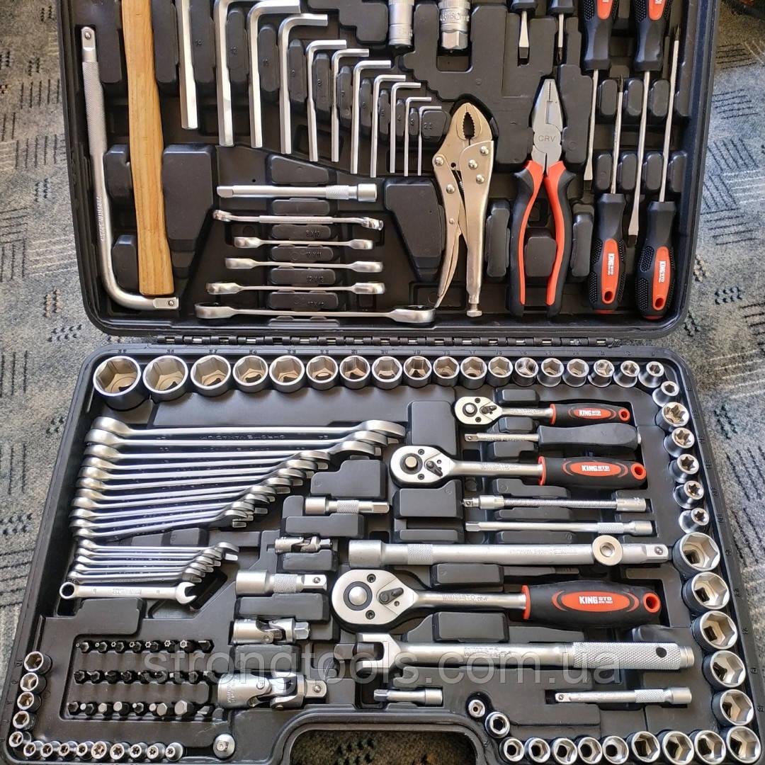 Набор инструмента KING STD 142 предмета KSD-142