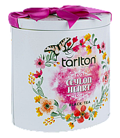 Чай Тарлтон Сердце цейлона 100гр,ж/б