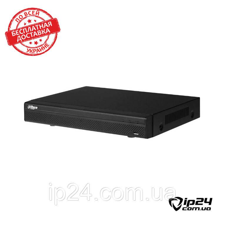XVR5116HE-X 16-и канальный Penta-brid Mini 1U XVR видеорегистратор