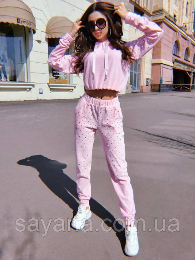 женский молодежный костюм оптом