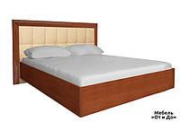 Модульная спальня Флора Кровать 160 подьемная + каркас (профиль и мягкая спинка)
