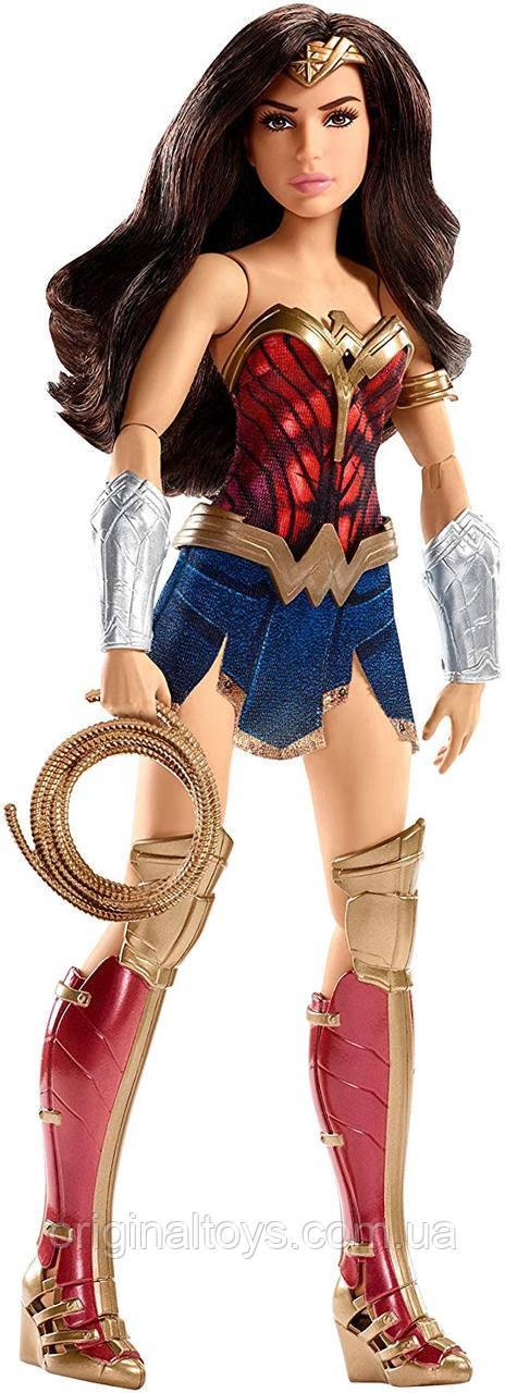 Кукла Чудо Женщина с лассо DC Comics Wonder Woman Mattel FDF35