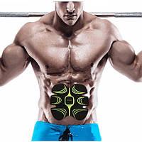 Fitpad интеллектуальный электронный ABS брюшной мышцы Строительное оборудование Body Shaper Фитнес Gel Tape пояс - 1TopShop