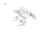 Дроти запалювання Ланос Авео 1.5L, ЗАЗ, 9630538-7, фото 6