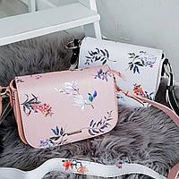 Клатч розового цвета от David Jones Арт.01252, фото 1