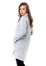 Женское оригинальное демисезонное  пальто Кира, фото 3
