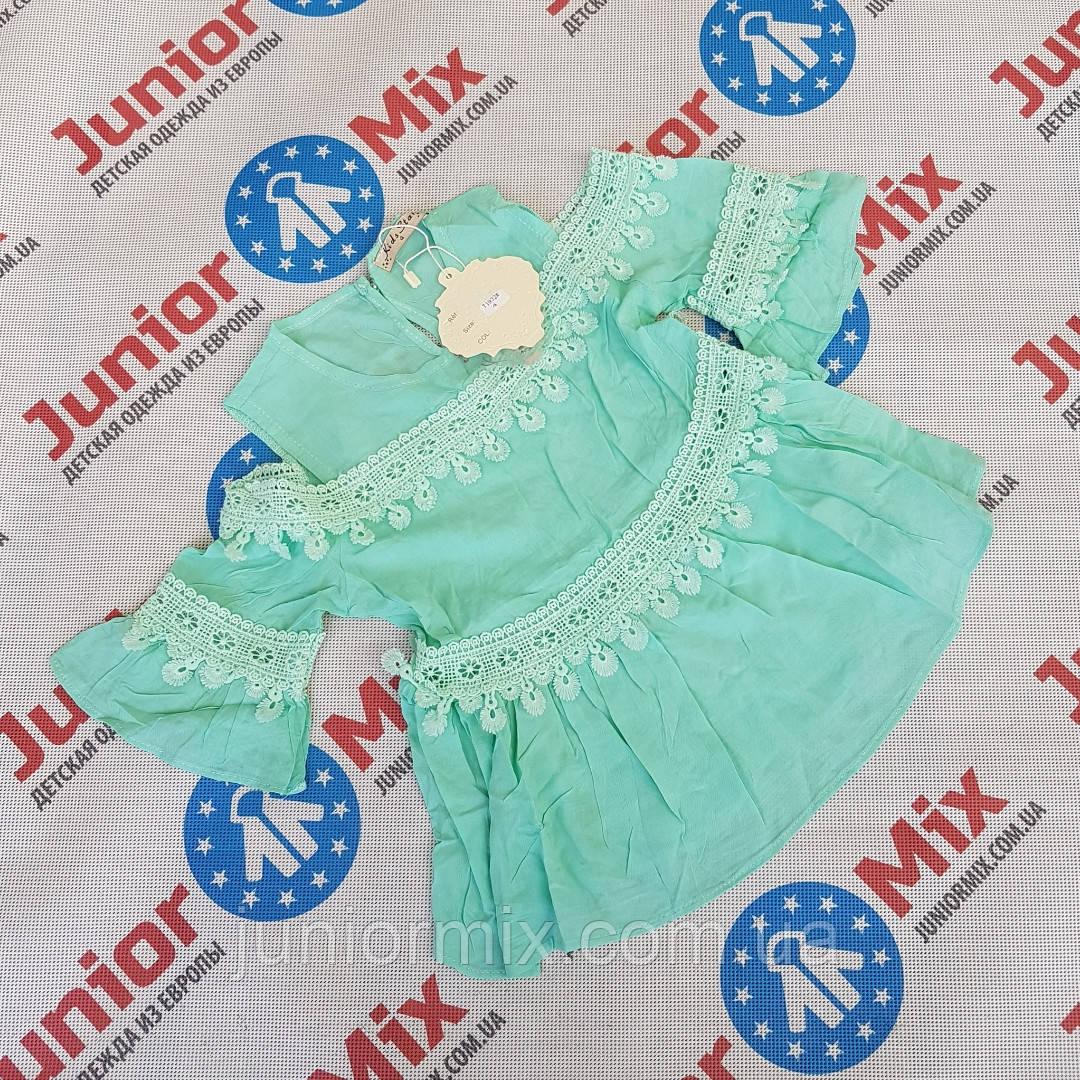 Детские летние блузки для девочек оптом  Kids Star