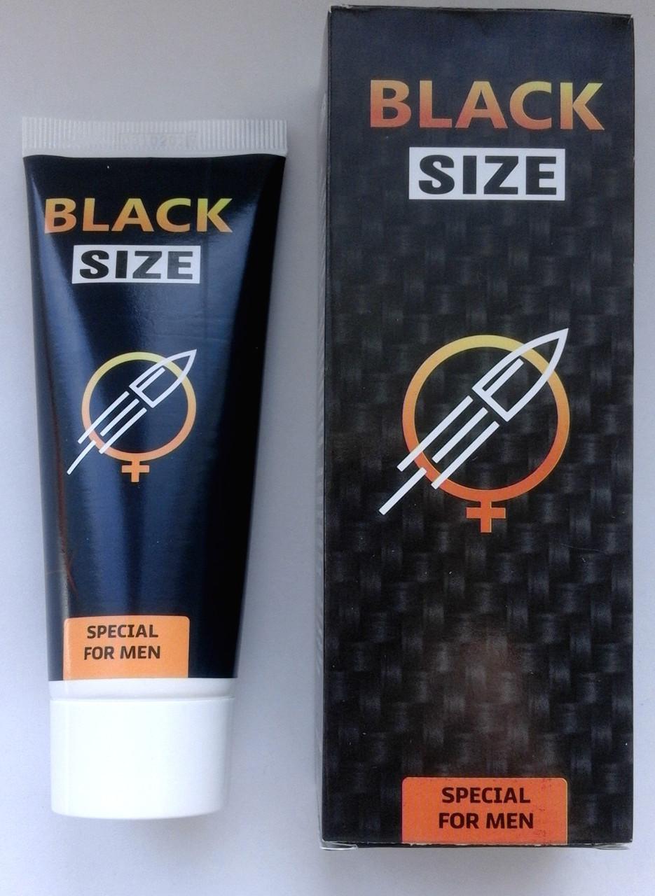 Black Size – гель для увеличения члена в Новошахтинске