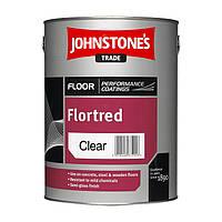 Johnstones Flortred 5 л Эмаль на растворителе для пола Dark Grey