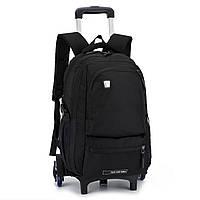 ae8320a92309 27L High Feet Съемный рюкзак для тележки Студент Школа Сумки Багаж Мужчины  для мальчиков 1TopShop