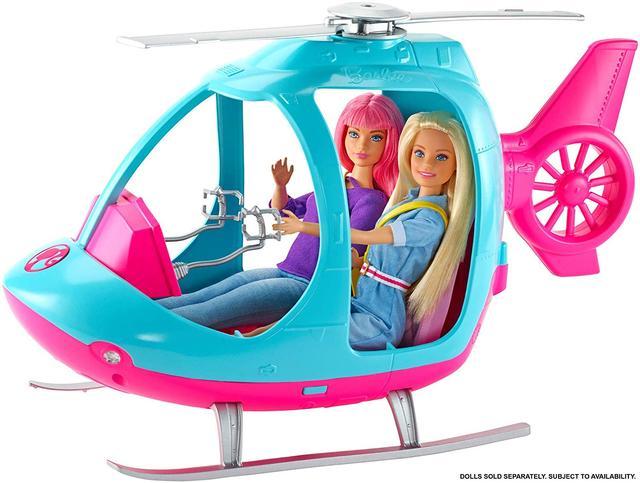 Вертолет Barbie Travel Helicopter