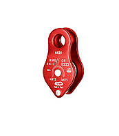Блок-ролик Climbing Technology Fix Simple red (2P621)