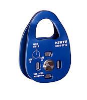 Блок-ролик Венто одинарный «Single» дюраль (6028) - синий