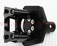 Вынос руля для скутеров (крепление 4 болта, под руль 27,5-29мм), TUNING, ЧЕРНЫЙ, фото 1