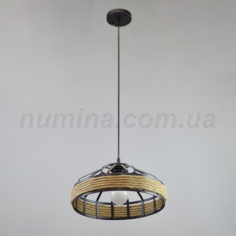 Люстра подвесная на одну лампу 29-1751/1 BK