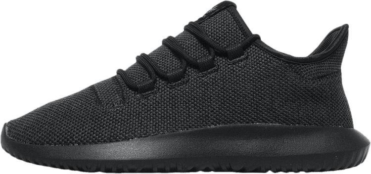 76aabec5 Мужские кроссовки Adidas Tubular Shadow Knit Black (адидас тубулар шадоу  кнайт, черные) -