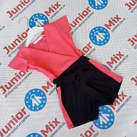 Детские шорты комбинезоны для девочек оптом, фото 1