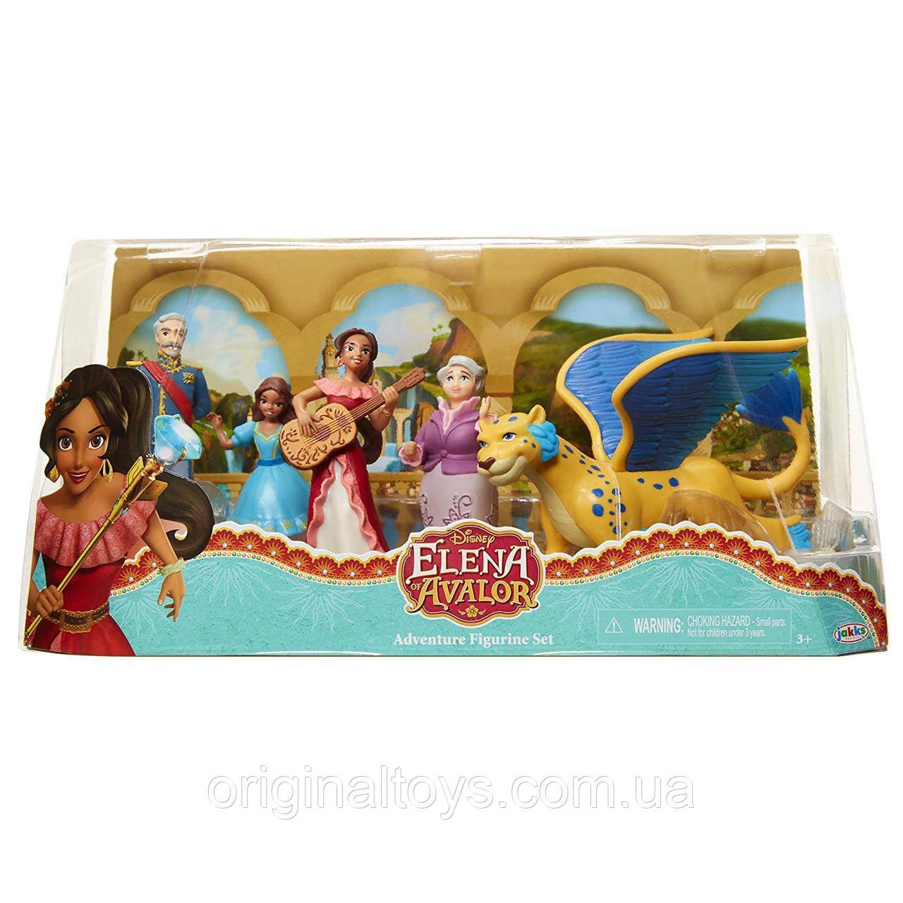 Игровой набор с фигурками Елена из Авалора Disney