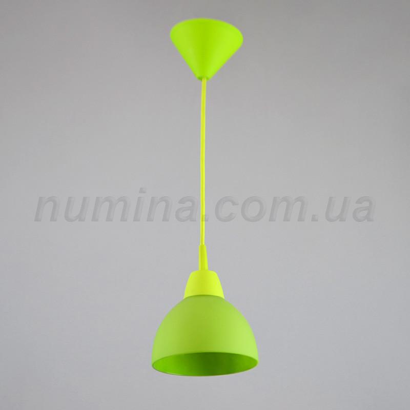Люстра подвесная на одну лампу MD-A00153/1P GN+GN
