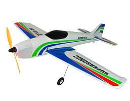 Авиамодель на радиоуправлении спортивного самолёта VolantexRC Supersonic F3A (TW-746) 900мм RTF