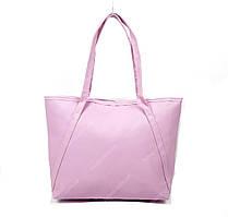 Нежно Фиолетовая сумка тоут на плечо новинка Уценка