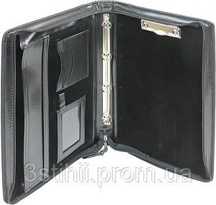 Папка деловая для документов JPB AK-16 Черная
