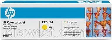 Картридж HP CC532A