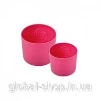Набор силиконовых форм для пасхи пасок  2шт Stenson 0463, фото 4