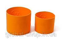 Набор силиконовых форм для пасхи пасок  2шт Stenson 0463, фото 7
