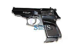 Сигнально шумовой пистолет Ekol Lady Black