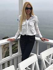 Женская блузка штапель, фото 2