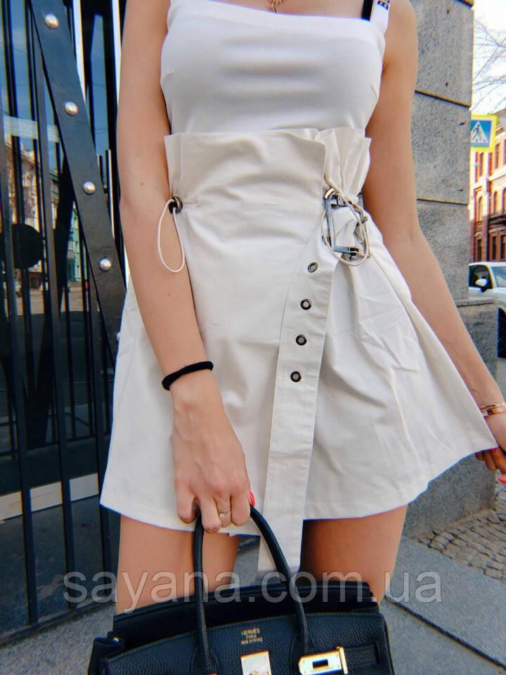 e5fcd3404c6 Купить Женскую стильную юбку в стиле милитари в расцветках. МД-4 ...