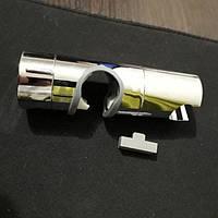 Бегунок для стойки душа КТ5025 (держатель лейки)-универсальная 18-25мм
