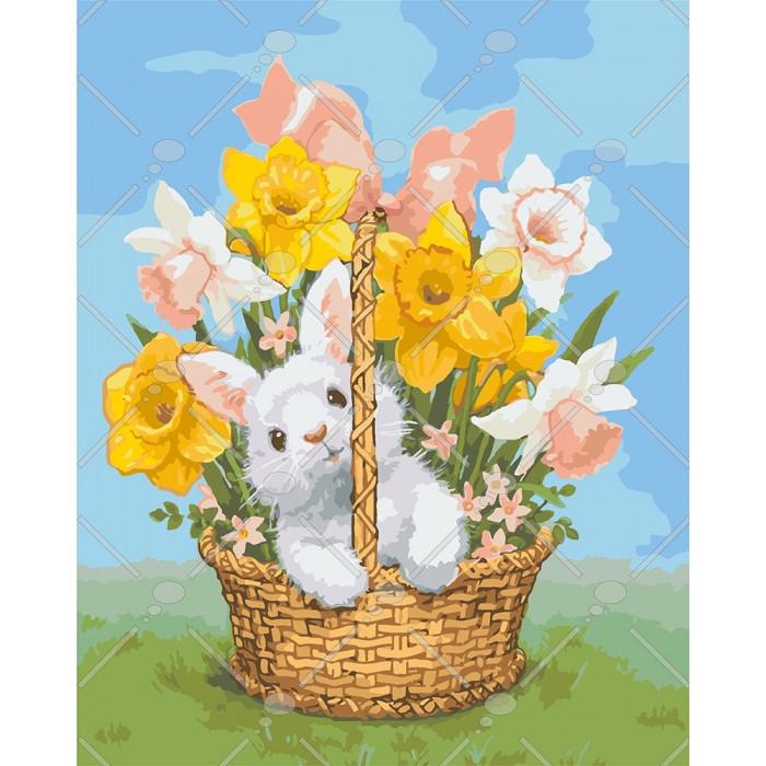 Картина по номерам Весенний подарок 40 х 50 см (KHO4112)