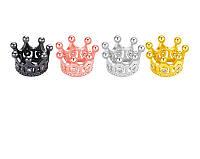 Бусина корона (2),  золото
