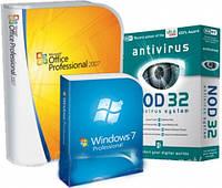 Установка операционной системы ноутбука, компьютера