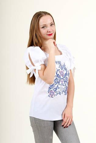 "Блуза - вышиванка ""Узорное чудо"", фото 2"