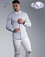 Рубашкамужская длинный рукав  Rubaska Турция, фото 1
