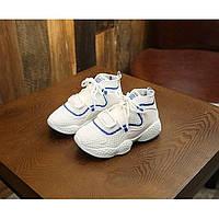 Кроссовки детские La murqae белые Размер: 21-35