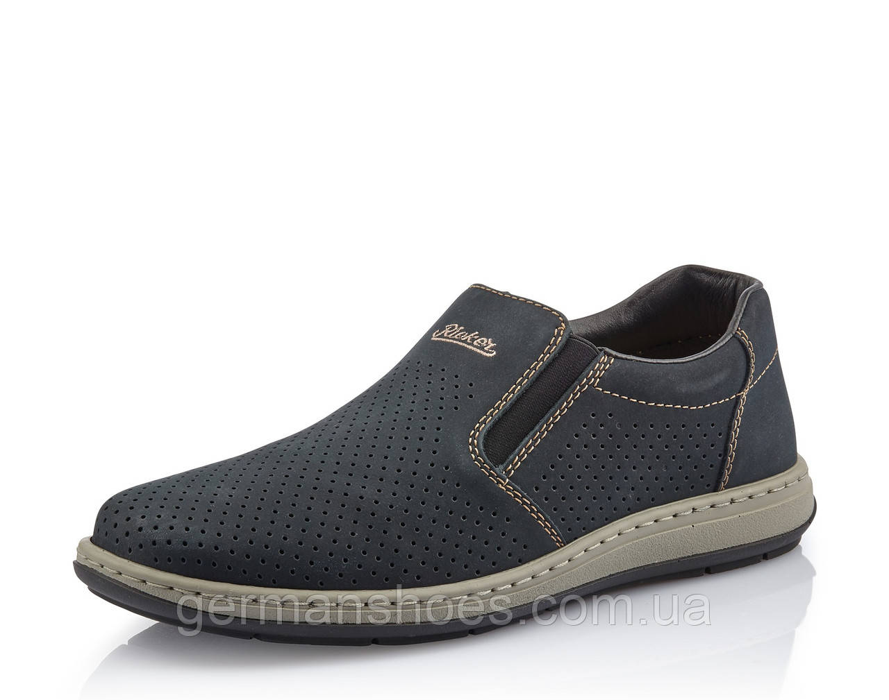 53a6d40f1 Туфли мужские Rieker 17366-14 - Интернет-магазин обуви