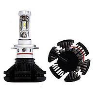 Комплект светодиодных LED ламп Xenon X3 H7 D10215