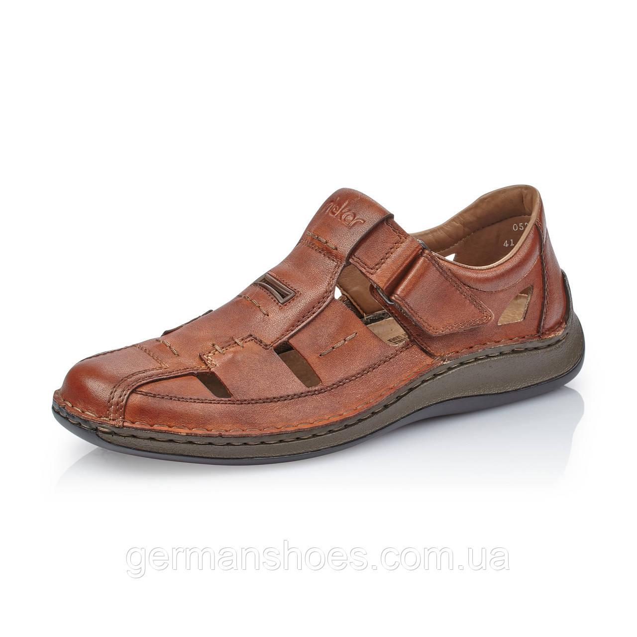 8585a6ad Туфли мужские Rieker 05284-24 - Интернет-магазин обуви