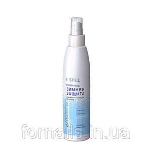 Estel Curex Versus Winter спрей-уход с антистатическим эффектом для всех типов волос, 200 мл